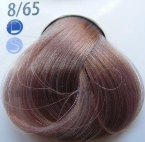 Estel Professional De Luxe Крем-краска 8/65 Фиолетово-красный светло-русый