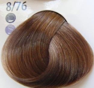 Estel Professional De Luxe Крем-краска 8/76 Коричнево-фиолетовый светло-русый