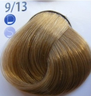 Estel Professional De Luxe Крем-краска 9/13 Пепельно-золотистый блондин
