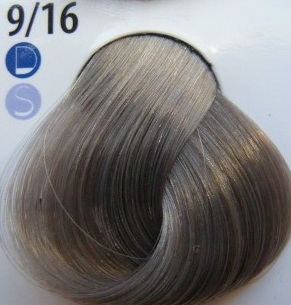Estel Professional De Luxe Крем-краска 9/16 Пепельно-фиолетовый блондин