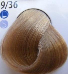 Estel Professional De Luxe Крем-краска 9/36 Золотисто-фиолетовый блондин