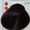Londacolor стойкая крем-краска micro reds 3/6 темный шатен фиолетовый