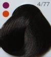 LC Стойкая крем-краска 4/77 шатен интенсивно-коричневый