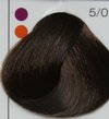 LC Стойкая крем-краска 5/0 светлый шатен