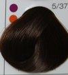 Londacolor 5/37 светлый шатен золотисто-коричневый