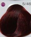 Londacolor cтойкая крем-краска micro reds 5/46 светлый шатен медно-фиолетовый