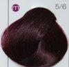 Londacolor стойкая крем-краска micro reds 5/6 светлый шатен фиолетовый