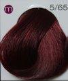 Londacolor стойкая крем-краска micro reds 5/65 светлый шатен фиолетово-красный