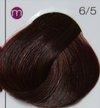 Londacolor cтойкая крем-краска micro reds 6/5 темный блонд красный