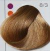 Londacolor LC Стойкая крем-краска 8/3 светлый блонд золотистый