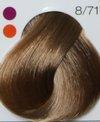 Londacolor cтойкая крем-краска 8/71 светлый блонд коричнево-пепельный